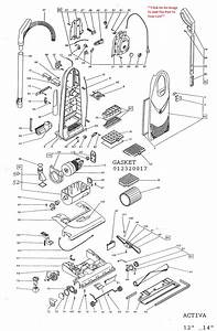 Lindhaus Activa Vacuum Cleaner Parts And Accessories