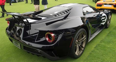 Ford Gt 2017-2018-2019 For Sale And Sold Cars