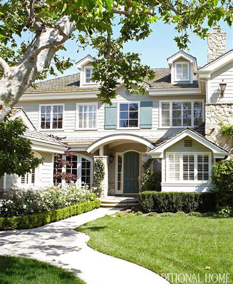 simplified living   elegant california home