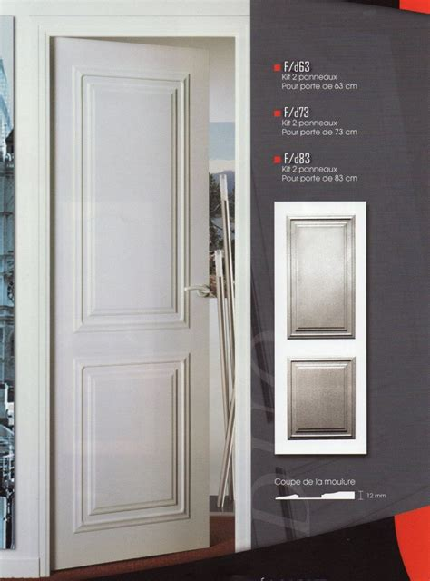 habillage de portes decoration de porte porte moderne portes habillage porte