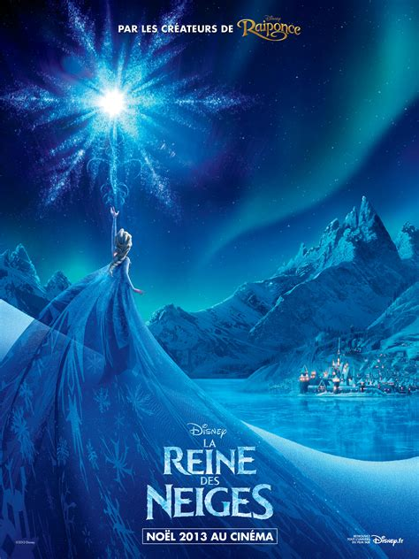 frozen french poster elsa and anna photo 35932156 fanpop