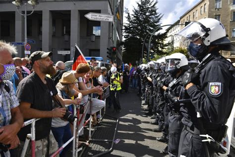 Germany Protest Photos: Thousands of People Protest in ...