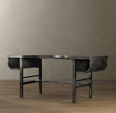meuble bureau metal mobilier design metal