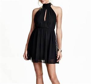 look robe noire classique guide boutiques de mode With robe noire classique
