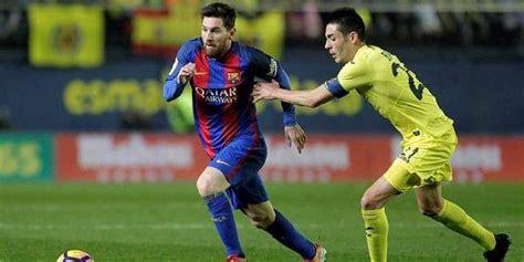 Barcelona empató 1-1 con el Villarreal - Fútbol ...