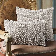 Decorative Pearl Pillow