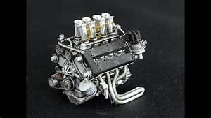 Model Factory Hiro Alfa Tipo 33  2 Part 1