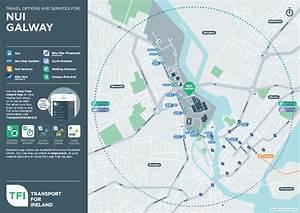 Transport For Ireland University Campus Maps