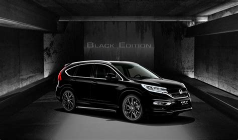 honda civic limited edition cr  black edition news
