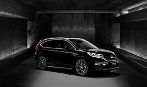 Honda Civic Limited Edition, CR-V Black Edition TestDriven