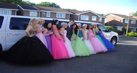 Prom Limo by School Prom Limo Hire Prom Limos Limos West