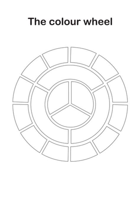 colour wheel  discophile teaching resources tes