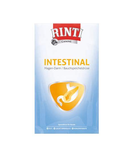 rinti trockenfutter 12 kg rinti intestinal trockenfutter dehner