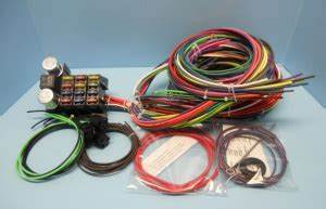 Circuit American Muscle Car Wiring Harness Charlotte