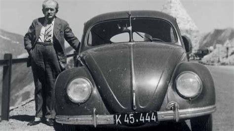 ferdinand porsche beetle vw beetle cabriolet 1 287km 39 deki orijinallik