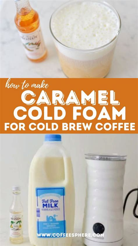 However, it will take time and practice to master pouring latte art. How to Make Cold Foam (Upgrade Your Cold Brew Coffee!) Video Video in 2020 | Cold brew ...