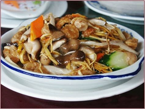 cuisine bouddhiste chine informations