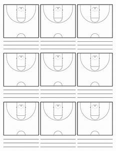 Netball  U2013 Basketball Court Diagram Labeled   Untpikapps