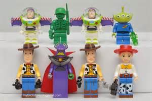 Toy Story LEGO Minifigures
