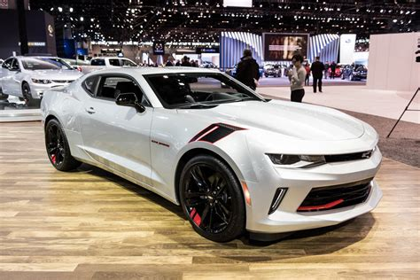 Nmax 2018 Special Edition by 2018 Chevy Camaro Redline Pictures Photos Gm Authority