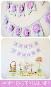 Printable Easter Banner | www.imgkid.com - The Image Kid ...