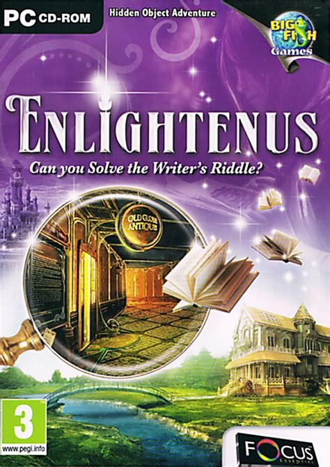 Enlightenus Can You Solve The Writer's Riddle