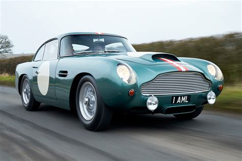 New Aston Martin Db4 G.t. 2018 Review
