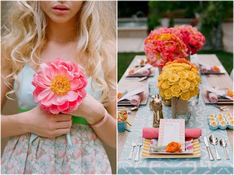 Inspired By These Summer Wedding Ideas