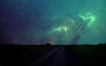 Sky Night Stars Superiorwallpapers
