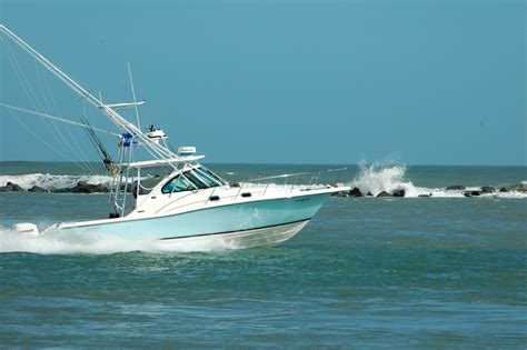 Sport Fishing Boats Usa by Sport Fishing Boat Free Stock Photo Domain Pictures