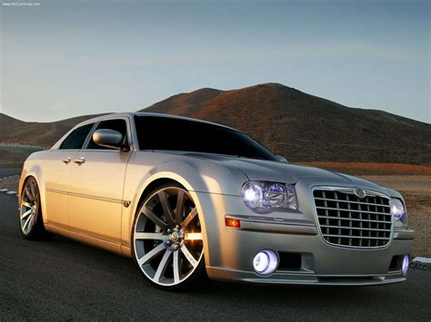 Chrysler 300 History Of Model Photo Gallery And List Of