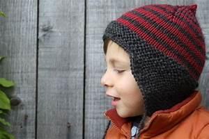Cache Oreille Enfant : mod le tricot bonnet cache oreille tricot pinterest mod le tricot bonnet et cacher ~ Teatrodelosmanantiales.com Idées de Décoration