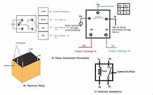 12 Volt Relay Wiring Diagram Sample