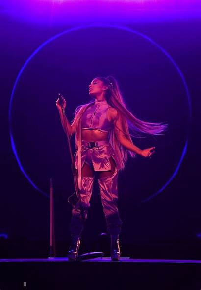 Ariana Sweetener Tour Grande Outfits Wallpapers Concert