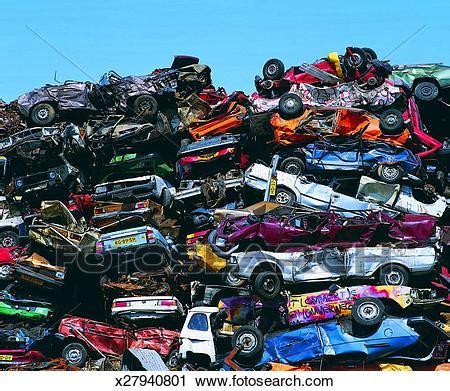 Car Dump Yard by Stock Photography Of Environment Car Dump Daylight