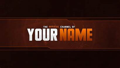 Banner Template Psd Yt Templates Gaming Iconic