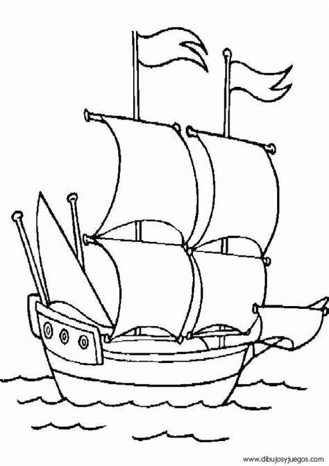 Velas De Barcos Para Colorear by Barcos Animados Para Colorear Imagui