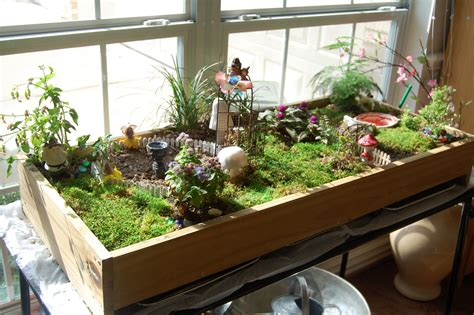 Indoor Fairy Garden Craftionary How To Make A Fairy Garden