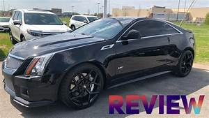 2011 Cadillac Cts V Coupe  Manual