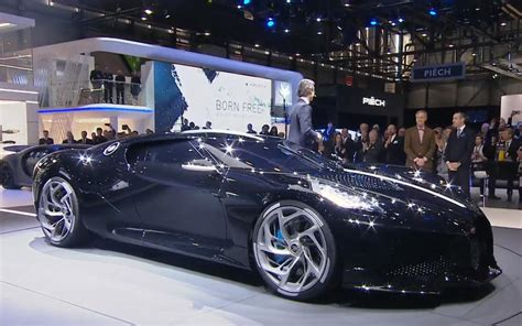 The Most Expensive Bugatti by Bugatti Reveals World S Most Expensive Car Autocar