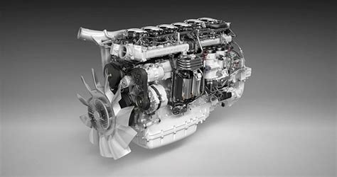 scania launches simplified diesel truck engine todays