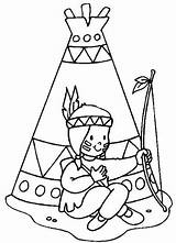 Coloring Teepee Indian Pages Books Printable American Native Coloringpagebook Thanksgiving Sheets sketch template