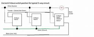 Struggling With A Z Wave 45609  U0026quot On  Off Relay  Switch And 3