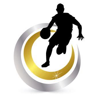 logo maker basketball logo template brand