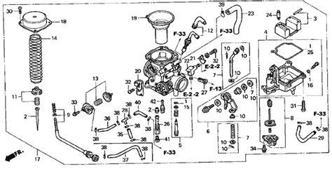 Honda Carb Diagram Cleaning by Shadow 1100 Parts Diagram Downloaddescargar