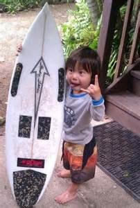 Shaka Hang Loose Surfer
