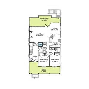 house plans for narrow lots narrow lot house plan eurohouse