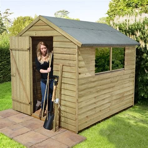 easy wooden shed   pallets