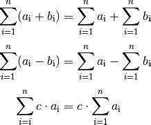 Summe Einer Reihe Berechnen : folgen und reihen grundwissen mathematik ~ Themetempest.com Abrechnung