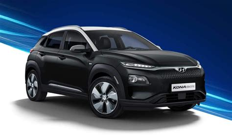 hyundai kona electric  edition disponibles